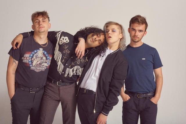 Bloxx have announced an autumn tour date at Nottingham Rescue Rooms.