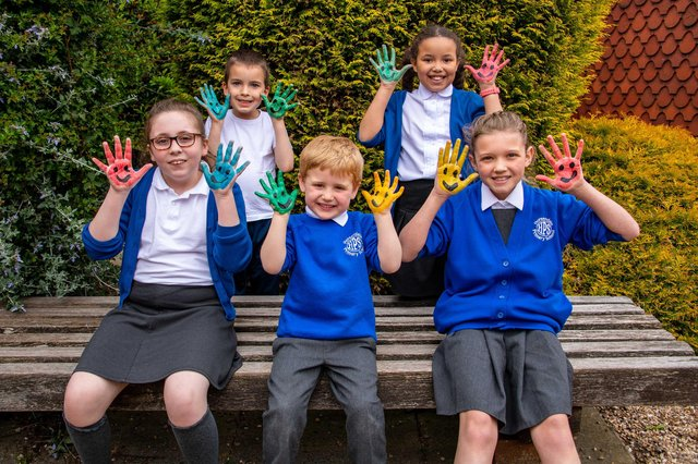 All schools are being invited to take part in the event next month. Photo: Lou Brimble