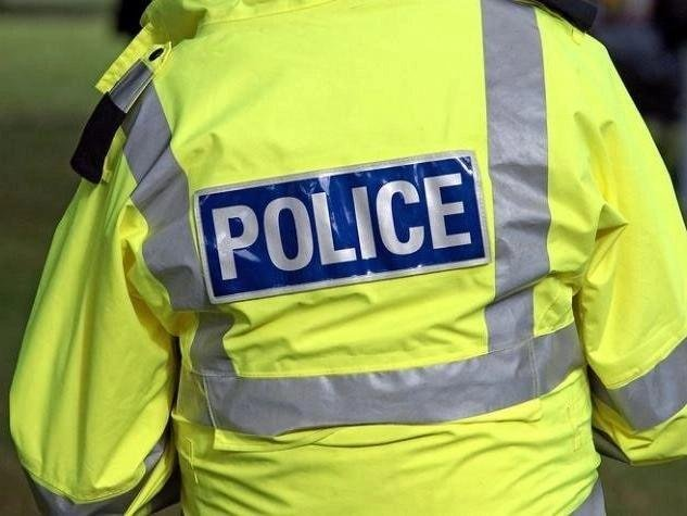 Police broke up the gathering after reports of anti-social behaviour