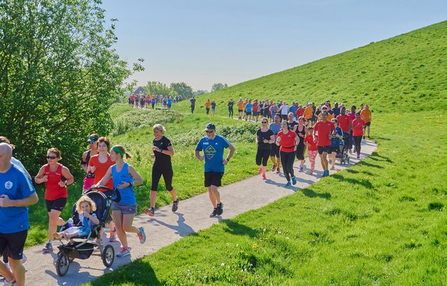 Many people have missed Parkrun events during the pandemic.