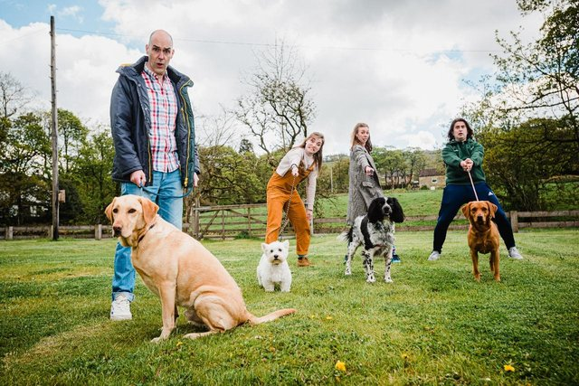 Mikron Theatre are to present their new show A Dog's Life in Nottinghamshire later this month,