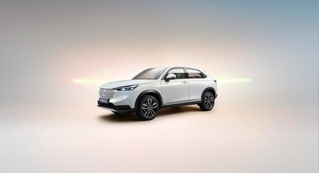 2021 Honda HR-V e:HEV