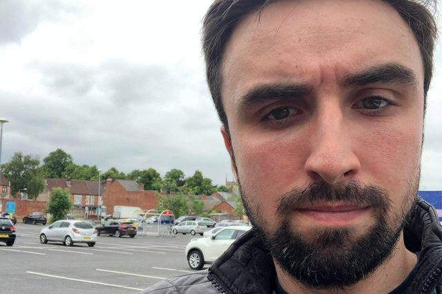 Matt Genn wants the politicians to stop arguing and focus on delivering the new health centre for Hucknall