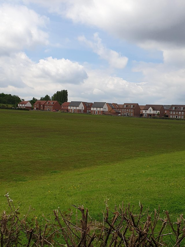 The pitches off Kenbrook Road in Hucknall are at the centre of the controversy