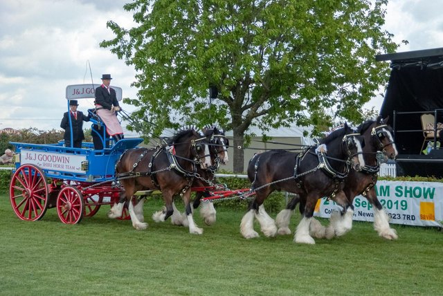 Organisers have cancelled this year's Nottinghamshire County Show. Photo: Newark and Nottinghamshire Agricultural Society.