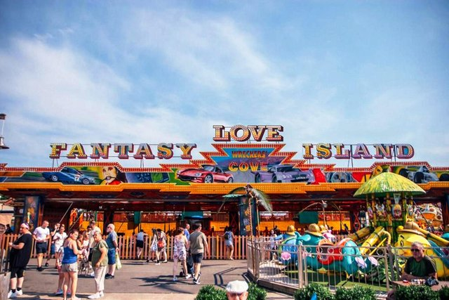Mellors Group is rebranding its Fantasy Island theme park 'Fantasy Love Island' ahead of the return of the hit reality show
