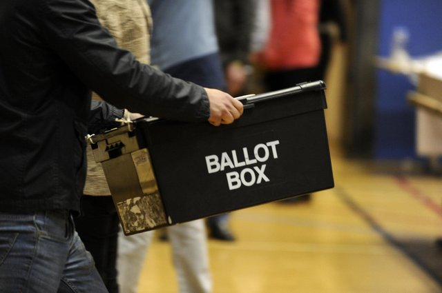 Results are coming in for the Nottinghamshire County Council elections