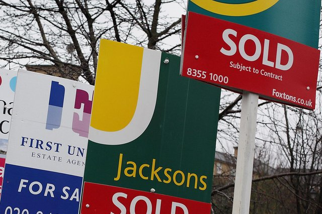 Which areas saw the best rise in average house prices in Mansfield and Ashfield? Photo: Peter Macdiarmid/Getty Images