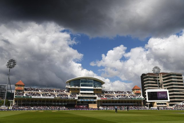 Action returns to Trent Bridge. (Photo by Stu Forster/Getty Images)