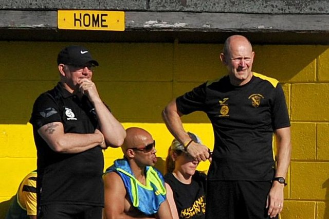 Two home games ahead next week for Hucknall Town.