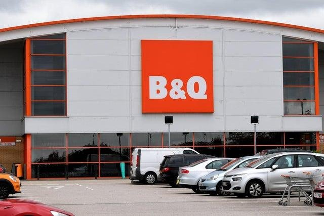 B&Q says it is an 'essential retailer'.