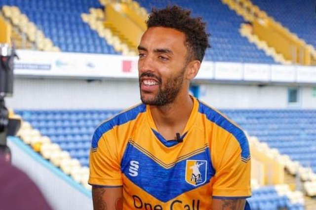 James Perch - extended contract at the One Call Stadium.