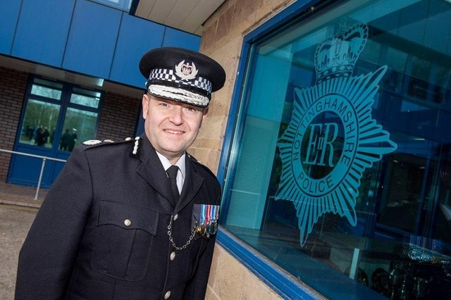 Chief Constable Craig Guildford has praised the creation of the app.