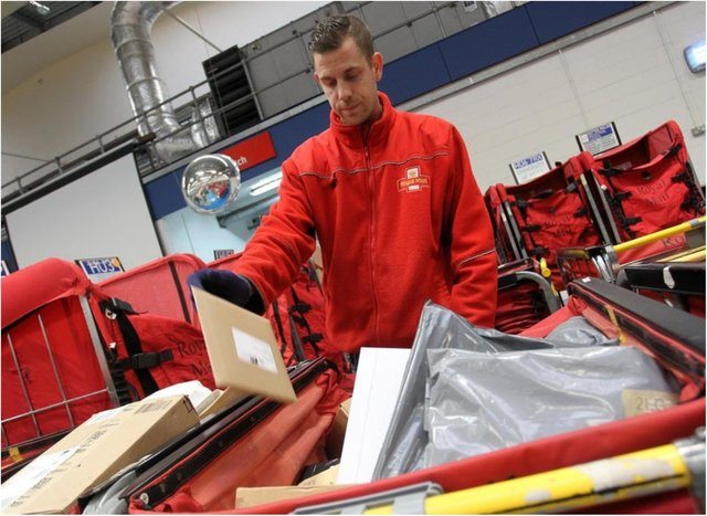 The Royal Mail has introduced rules on parcel and letter deliveries during the lockdown.
