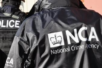 A Nottinghamshire man was among six people arrested by officers from the National Crime Agency