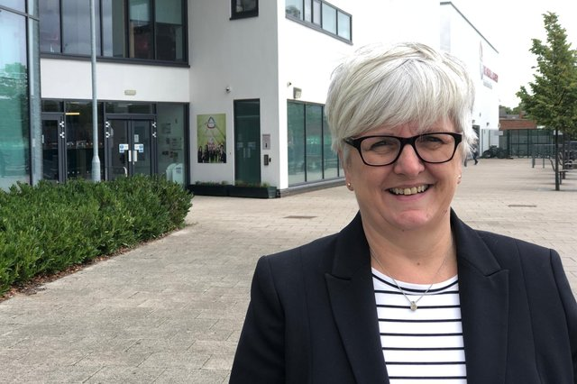 Michelle Strong is finishing as Bulwell Academy principal after three years