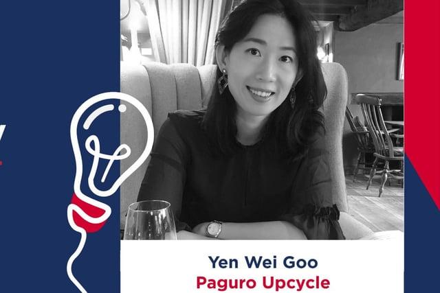 Yen Wei Goo est ravi d'être présélectionné pour ce prix.