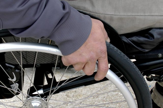 Nottingham City Council is paying disabled staff the same or more than able-bodied staff