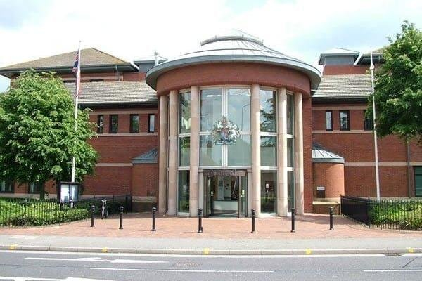 The hearing took place at Nottingham Magistrates' Court