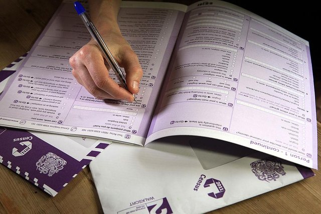 The UK census was last carried out in 2011 (Photo by Matt Cardy/Getty Images)