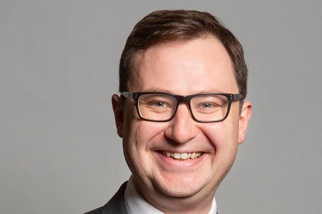 Alex Norris, Bulwell MP. Photo: London Portrait Photoqrapher-DAV