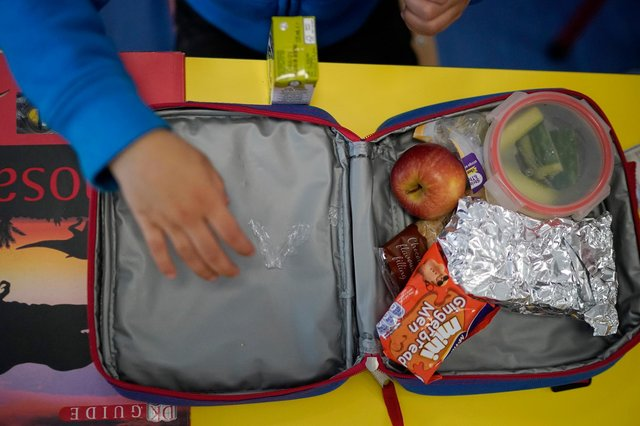Free School Meal vouchers will be available this Easter (Photo by Christopher Furlong/Getty Images)